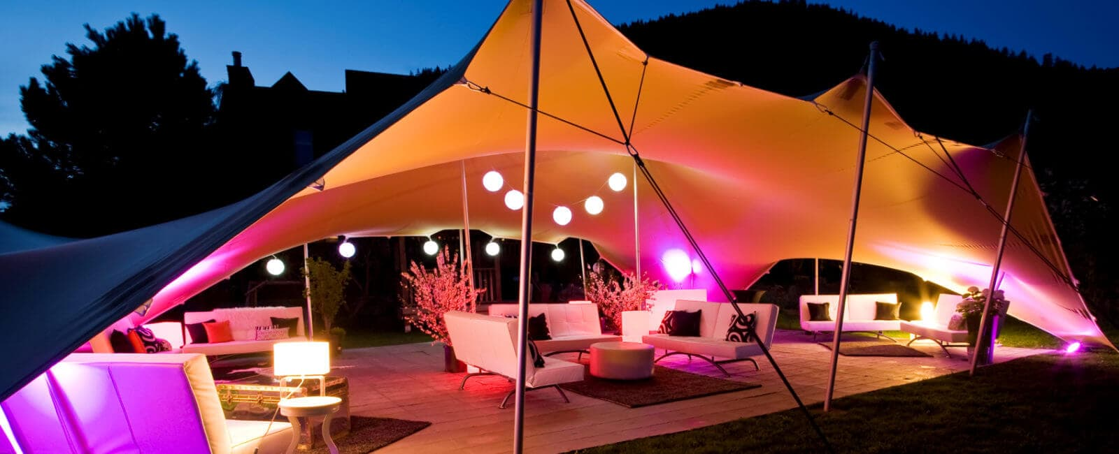 Stretchy Tents